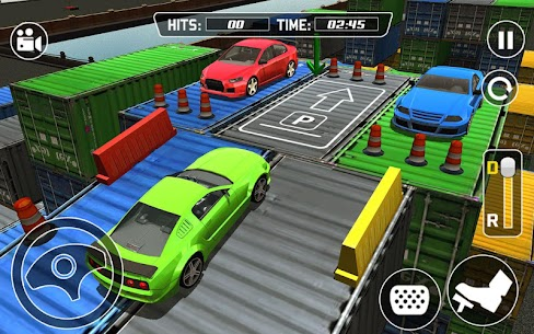 Street Car parking – Driving School Sim 2017 8