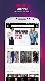 Chic Me - Best Shopping Deals screenshot 01