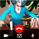 Scary Horrible Teacher Video Call - Chat Prank