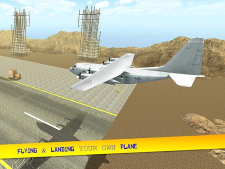 Cargo Plane City Airport 1.0 screenshot 69641