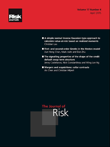 The Journal of Risk