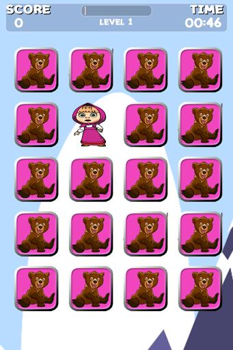 Masha and The Cute Bear