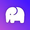 코끼리 - 수면, 힐링, 스트레스 해소 대표 아이콘 :: 게볼루션