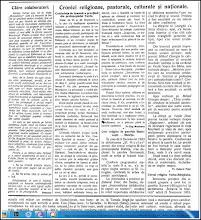 Photo: Conferinta de toamna a preotilor din protopopiatul Turda Sursa: documente.bcucluj.ro - cronici religiuoase ...  http://documente.bcucluj.ro/web/bibdigit/periodice/renasterea/1934/BCUCLUJ_FP_279724_1934_012_001.pdf