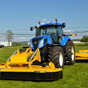 Puzzles Tractor New Holland icon