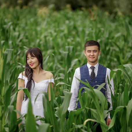 Fotógrafo de bodas Nurbek Akhunbaev (Onlineprofi). Foto del 08.08.2017