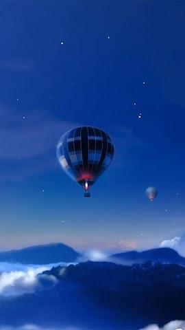 android Art Balloons.Live wallpaper Screenshot 1
