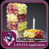 DIY Craft Flower Decoration