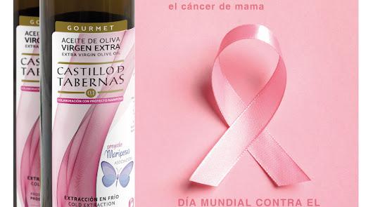 Colaboración solidaria sobre el cáncer de mama
