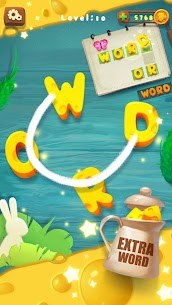 Word Cross – Word Cheese 1