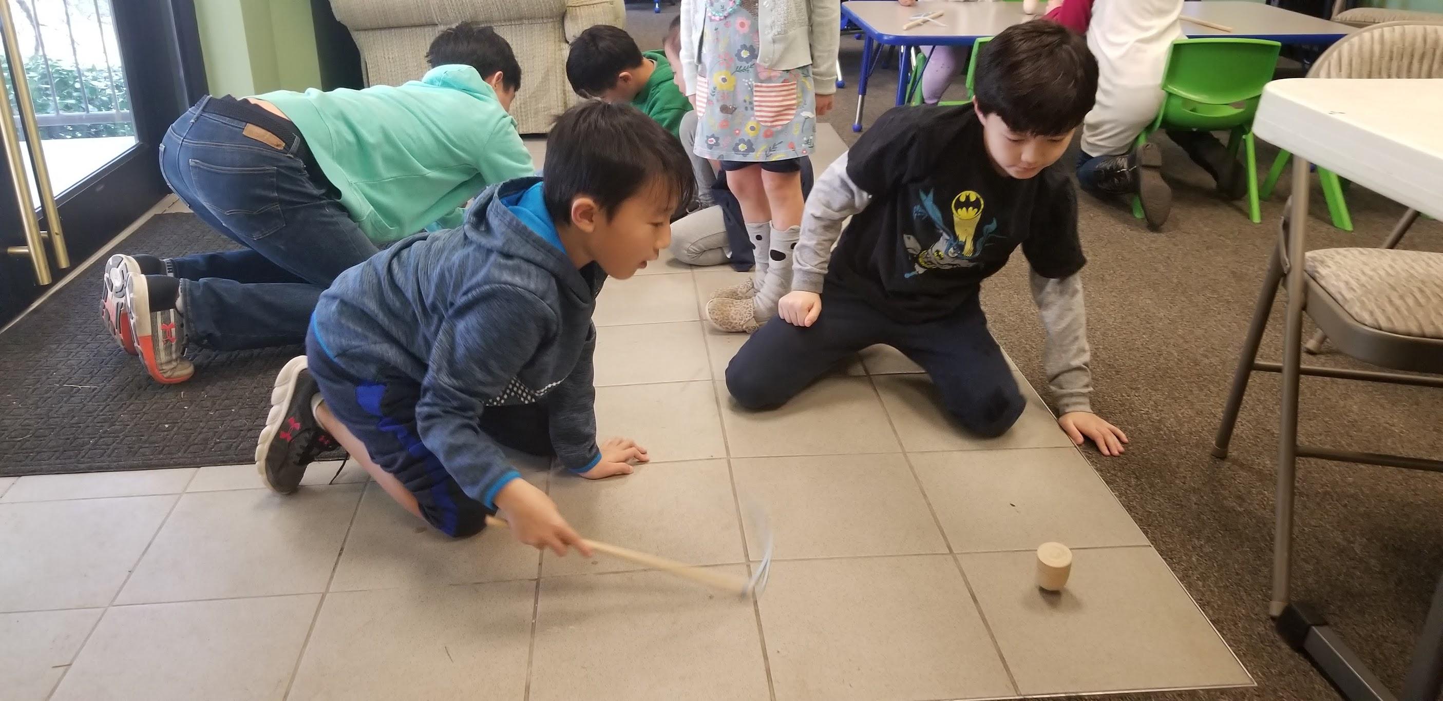 한글학교 구정잔치