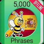 Learn Spanish - 5000 Phrases 2.5.6