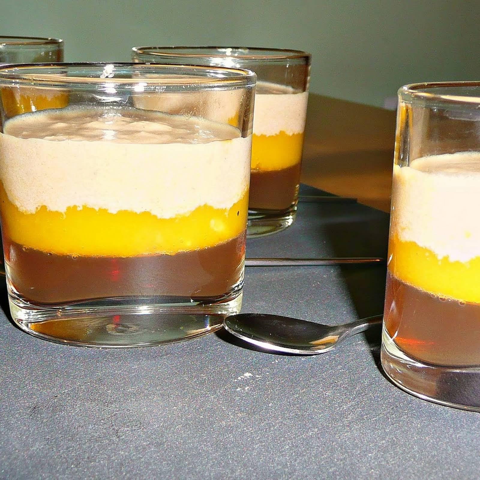 Foie Cups  next Mango