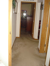 Photo: The hall way leading from the third bedroom to the master bedroom.