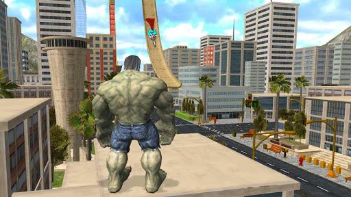 Super Hero Bike Mega Ramp 1.3 screenshots 10