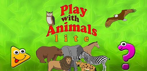 Приложения в Google Play – Play with Animals Lite