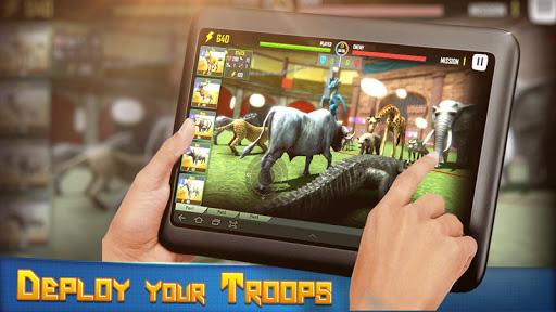 Animal Battle Simulator : Animal Battle Games apklade screenshots 2