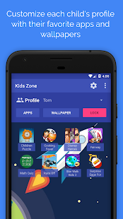 Kids Zone - Parental Controls & Child Lock Screenshot