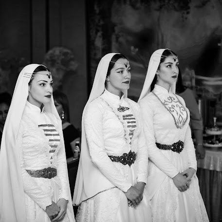 Wedding photographer Olga Baranovskaya (OlgaMaykop). Photo of 06.02.2018