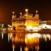Golden Temple Live Wallpaper