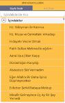 screenshot of Dini Hikayelerim