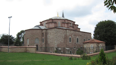 Photo: Little Hagia Sofia (Küçuk Ayasofya)