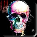 Horror photo editor icon