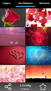 Lovely Wallpapers - náhled