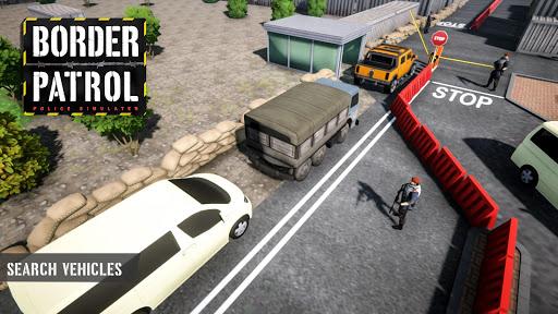 Border Patrol Police Game- Border Force Simulator 1.2 screenshots 2