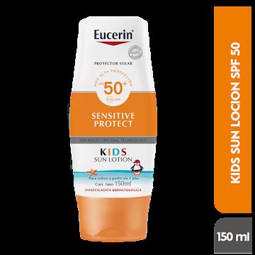 Protector Solar Eucerin Niños LTN Spf50+ x150ml