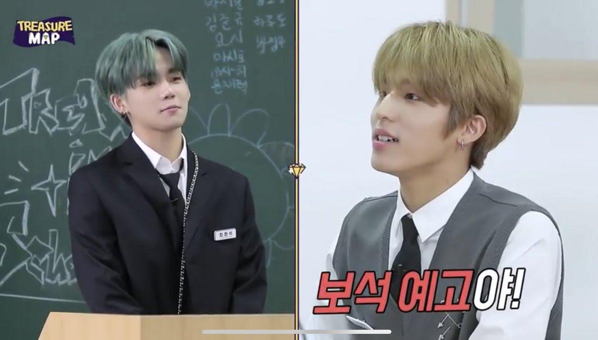 hyunwuk and jeongwoo