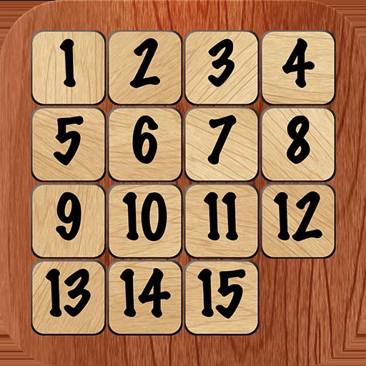 數字推盤遊戲 解謎 App LOGO-硬是要APP