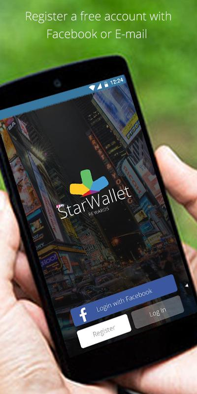 StarWallet Rewards- screenshot