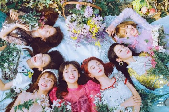 OH MY GIRL will come back in May.
