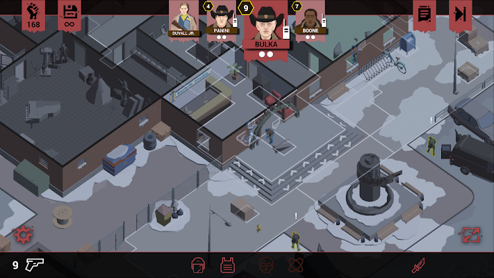 Rebel Cops Screenshot Image