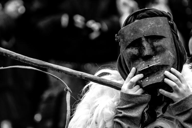 Maschera Sarda di ivangarau