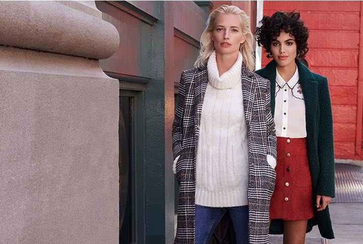Autumn is the perfect time stock up on lightweight coats and jackets. But if you're struggling on which style to choose, Life & Style bring you the latest collection of coats to jazz up your work to basic looks.