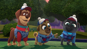 Mini-Golfin' Guard Pups; Summer Splash Bash thumbnail