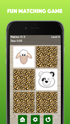 Animal Games - Memo for kids & toddlers ? screenshot