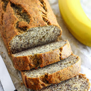 Poppy Seed Banana Bread.