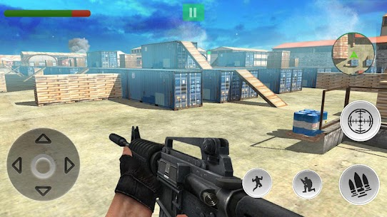 Mission Counter Attack : free shooting game 4