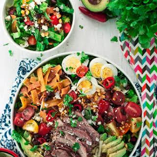 Mexican Cobb Salad.