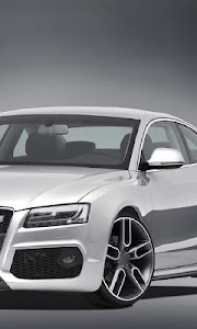 Wallpapers Audi A5 screenshot 2