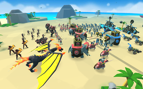 Epic Battle Simulator 2 v1.4 APK (Mod Unlocked) Full