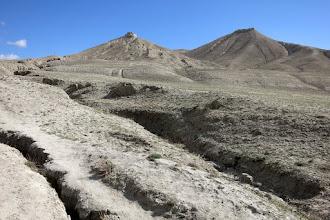 Photo: Montée vers Namgyal (gompas du Singe Noir et fort d'Ame Pal)