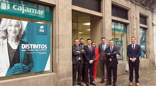 Cajamar gana 47 millones de euros en el primer semestre del año