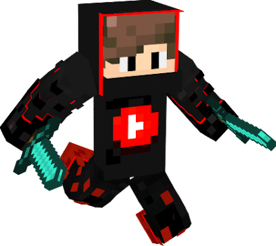 Minecraft youtubers skins