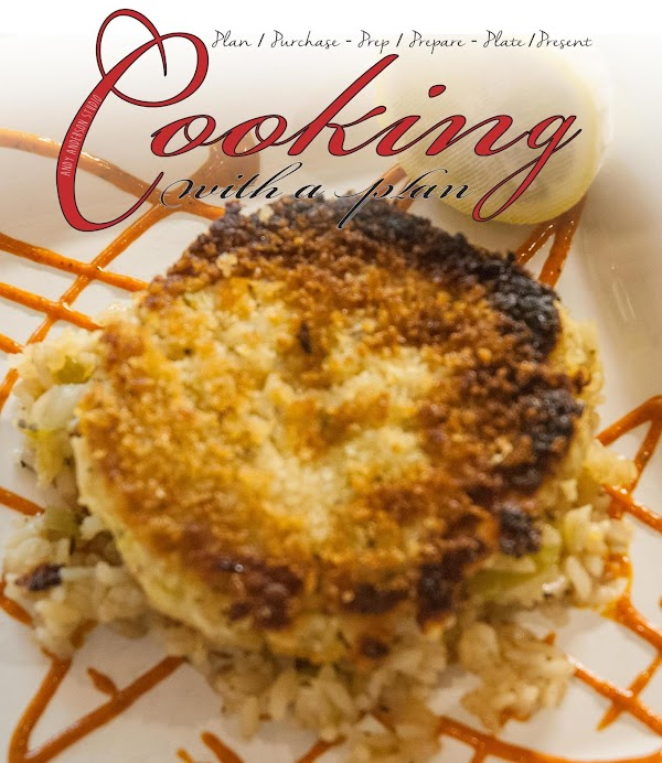 Crabless Crab Cakes With Chicken Recipe