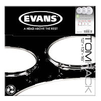 Pukskinn COATED G12 Evans Pack