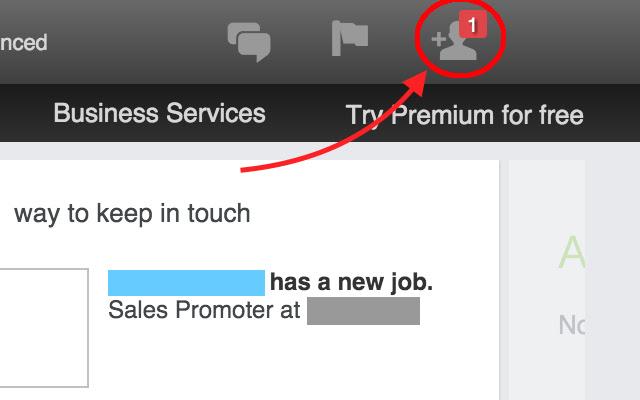 LinkedIn Notification Remover